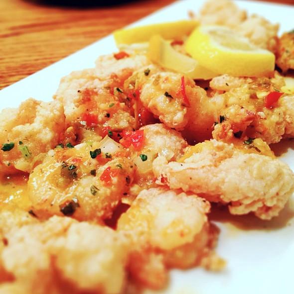 Sarasorg foodspotting for Olive garden shrimp scampi fritta
