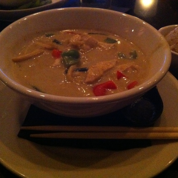 Thai Green Curry @ Keo
