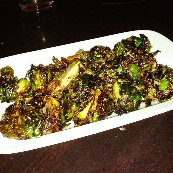 Brussels Sprouts @ The National
