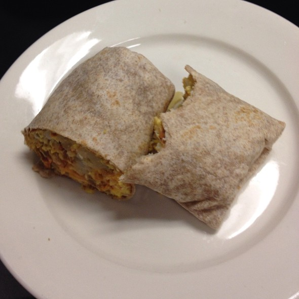 Breakfast Burrito @ Johny's Luncheonette