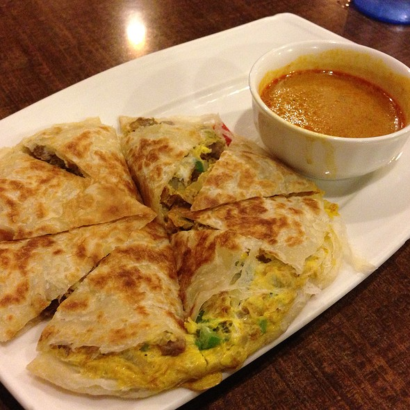 Indian Pancake Special @ Banana Leaf
