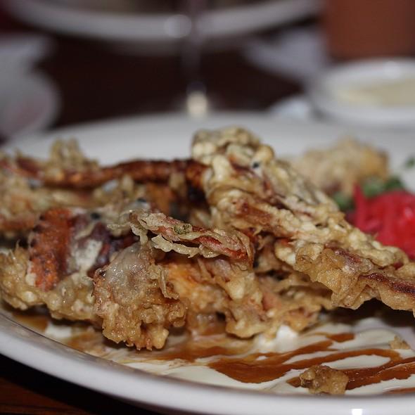 Soft Shell Crabs @ Chart House Waikiki