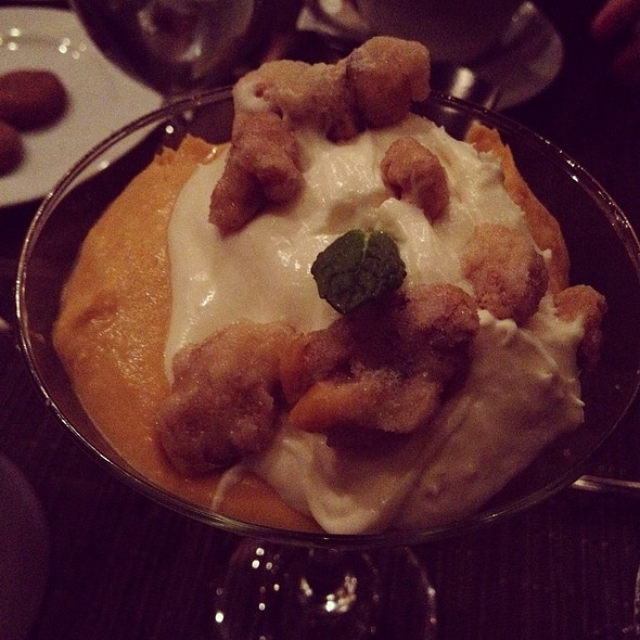 Sweet Potato Trifle - 18 Seaboard, Raleigh, NC