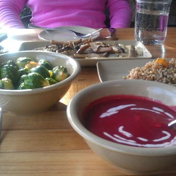 Vegetable Plate - Terrain Garden Café - Westport, Westport, CT
