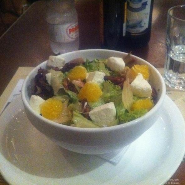 Salada Oscar @ General Prime Burger-Joaquim Floriano