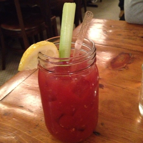 Bloody Mary @ Tbsp