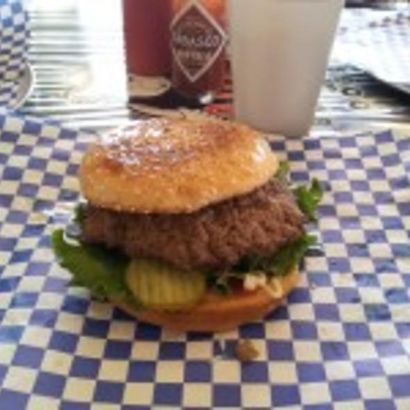 Slimburger @ Fattboy Burgers & Dogs