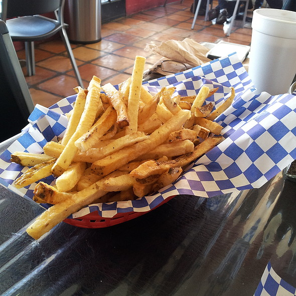 Slimfries @ Fattboy Burgers & Dogs