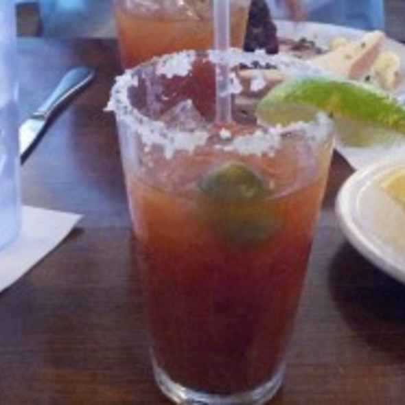 Bloody Maria @ Two Step Restaurant & Cantina