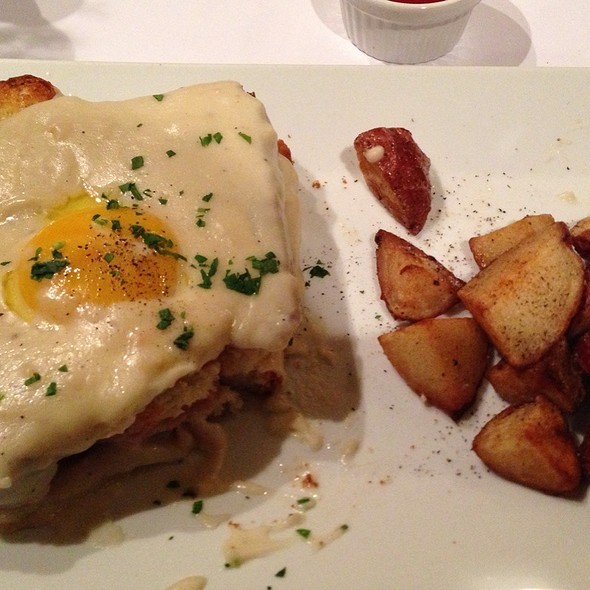 croque madam - Sunny Side Up, Chicago, IL