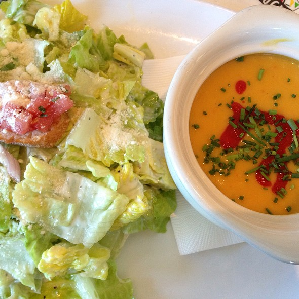Soup & Salad Combo @ Wolfgang Puck Fine Dining