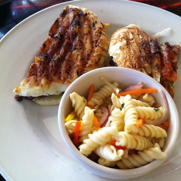 Rosemary Roasted Lamb Sandwich - Corner Cafe - Priority Seating, Atlanta, GA