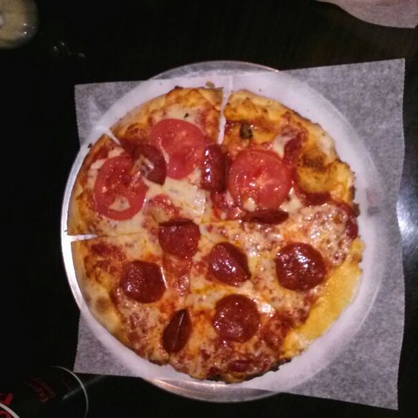 Pepperoni Pizza!  @ Your Pie