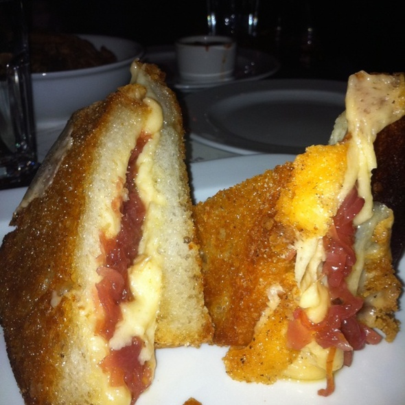 Grilled Cheese Sandwich - Park Avenue Tavern, New York, NY