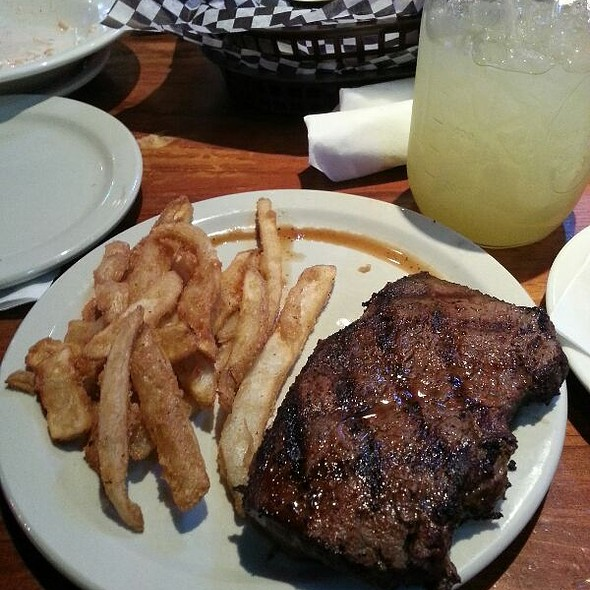Sirloin And Fries @ Santa Fe Cattle Co.