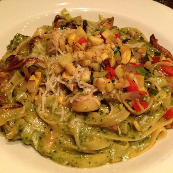 Seafood Linguini - Nanea Restaurant and Bar, Princeville, HI