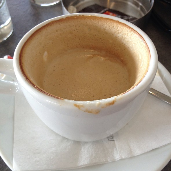 Cappuccino @ A For Athens