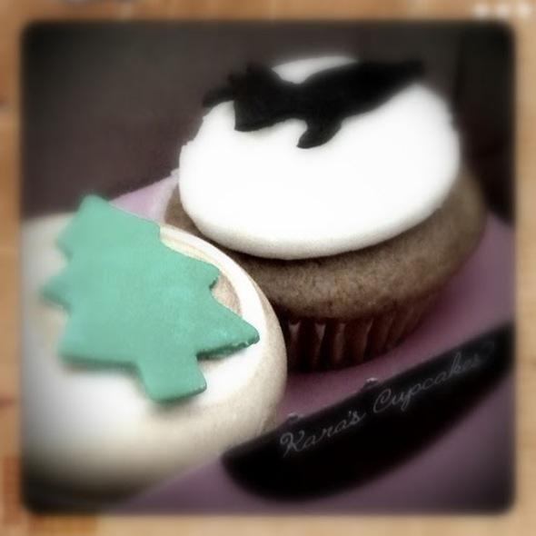 Cupcakes @ kara's cupcakes