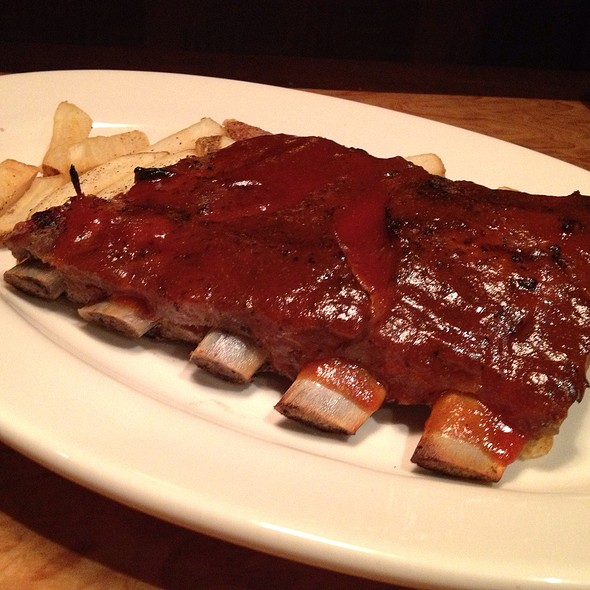 Ribs On The Barbie @ Outback Steakhouse