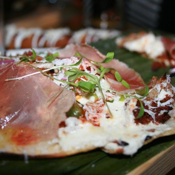 Chilango Huaraches @ Distrito Restaurant