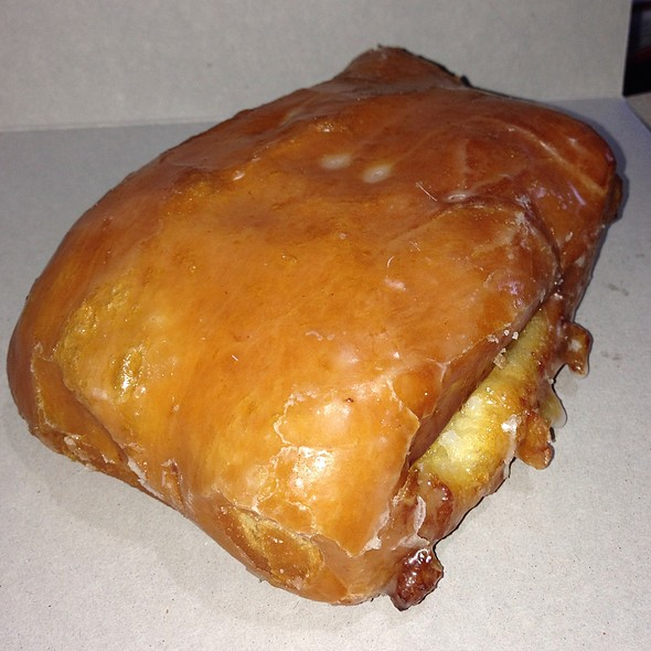 Bear Claw @ Randy's Donuts