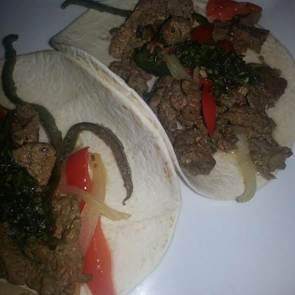 Steak Tacos @ dauphin street taqueria