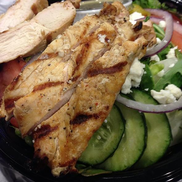 Mediteranean Salad @ Colorado Sports Bar