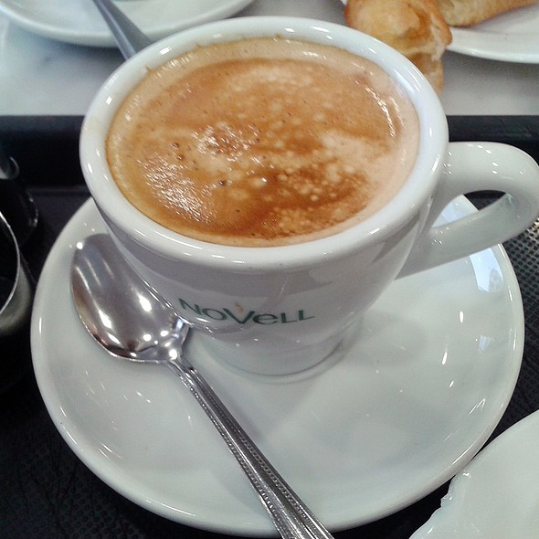 Caffe Latte @ Granier