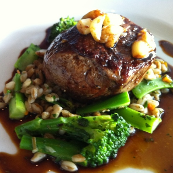 Steak @ Bells