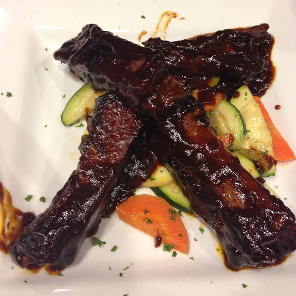 Texas Style Ribs @ Doubletree Hotel Dallas