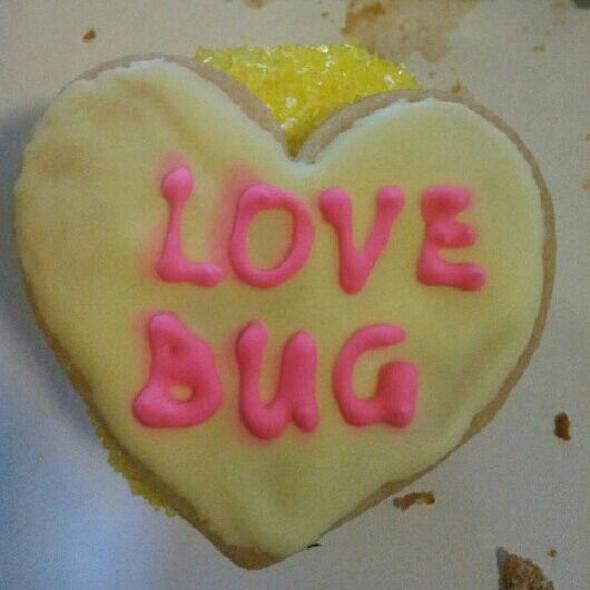 Valentines Cupcake @ Home