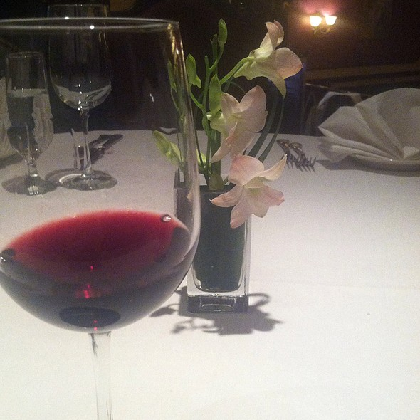 Merlot - Rossini's Restaurant, New York, NY