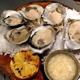 Oysters - Imperial, Portland, OR