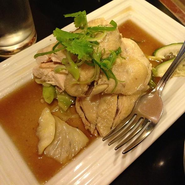 Hainanese Chicken Chop @ Nasi Lemak