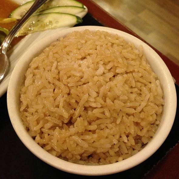 Hainanese Chicken Rice @ Nasi Lemak