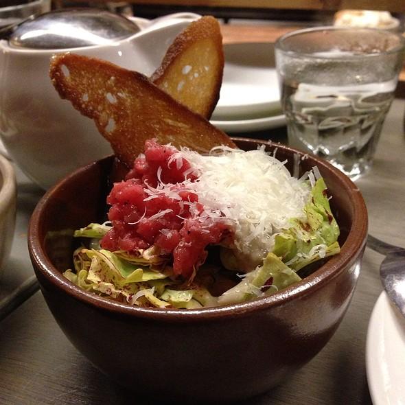 Steak Tartare Salad @ State Bird Provisions