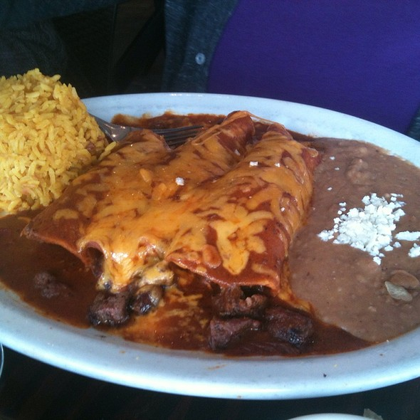 Enchiladas al Carbon @ The Original Ninfa's on Navigation