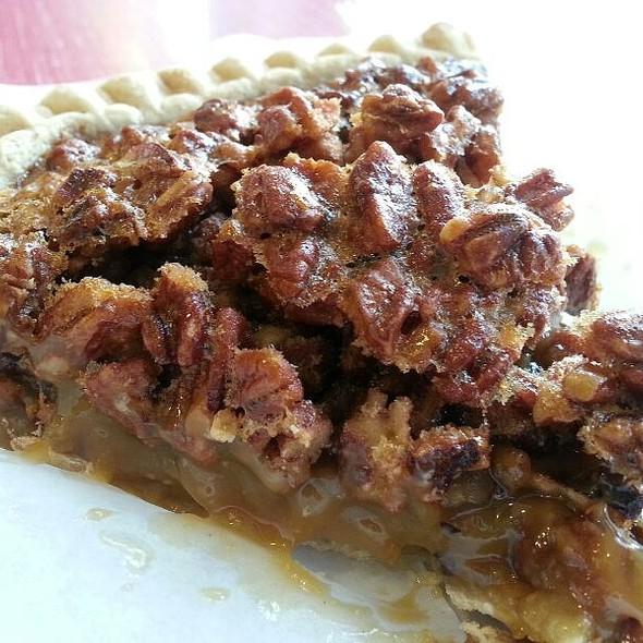 Pecan Pie @ Billy's Bakery