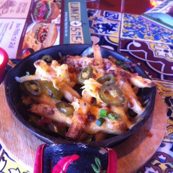 Chili Cheese Fries @ Chili's Grill & Bar