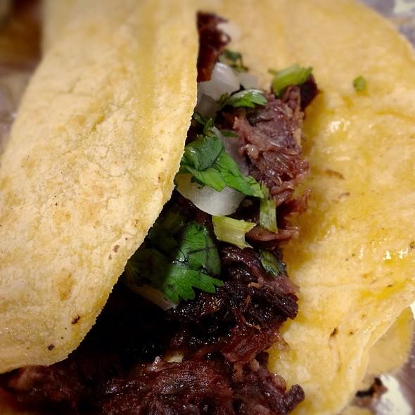 Bistec Taco