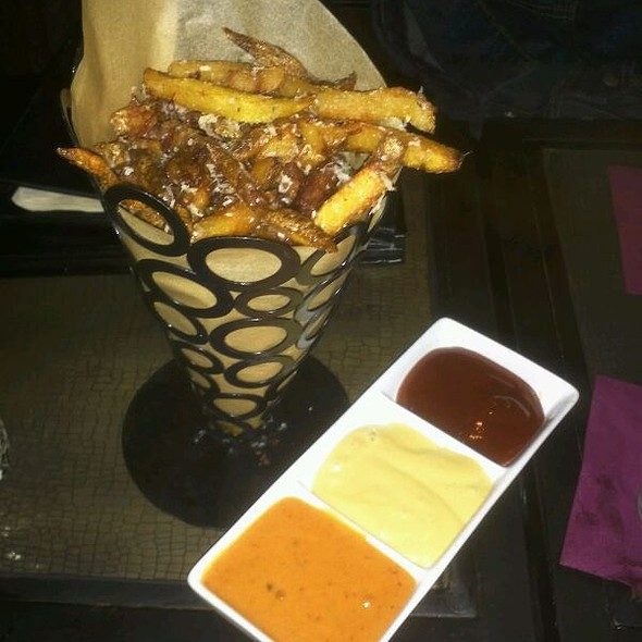 Duck Fries - Ciro's Speakeasy and Supper Club, Tampa, FL