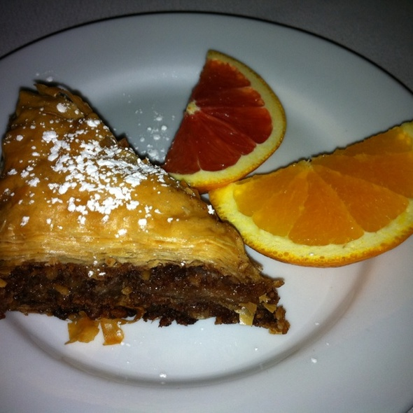 Baklava - Black Olive, Baltimore, MD