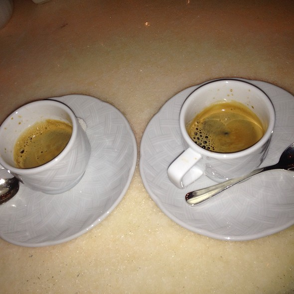 Espresso - Bar Nineteen 12 @ The Beverly Hills Hotel, Beverly Hills, CA