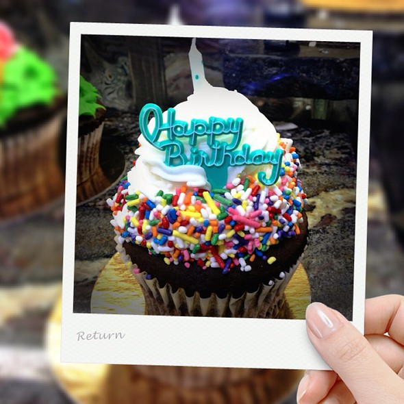 Happy Birthday Foodspotting From DMV!