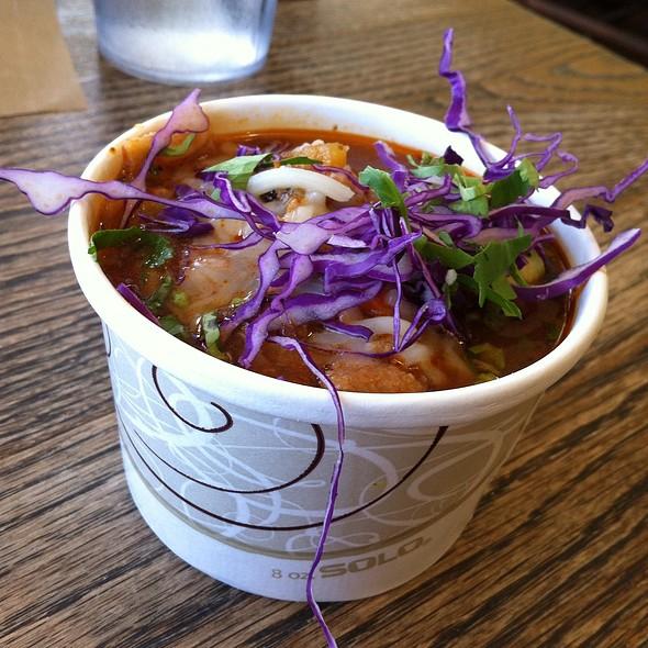 Tortilla Soup @ Upper Crust Bakery