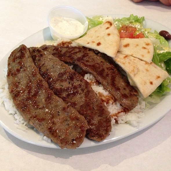 Gyros @ The Kabob House