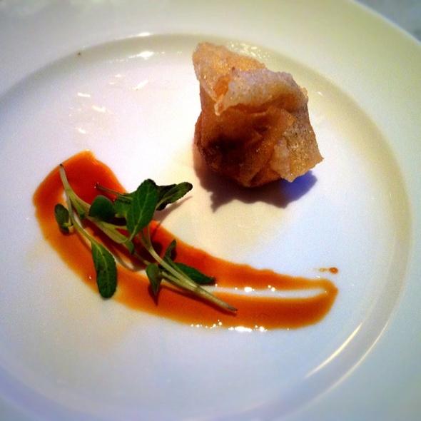 Spruce restaurant duck confit amuse bouche foodspotting for Amuse bouche cuisine