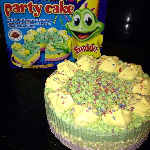 Freddo Ice Cream Cake Woolworths