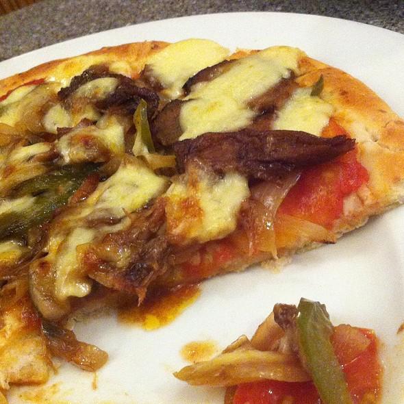 Smoked Honey Ribs Pizza