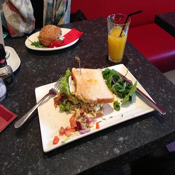 Club Sandwich @ B&B